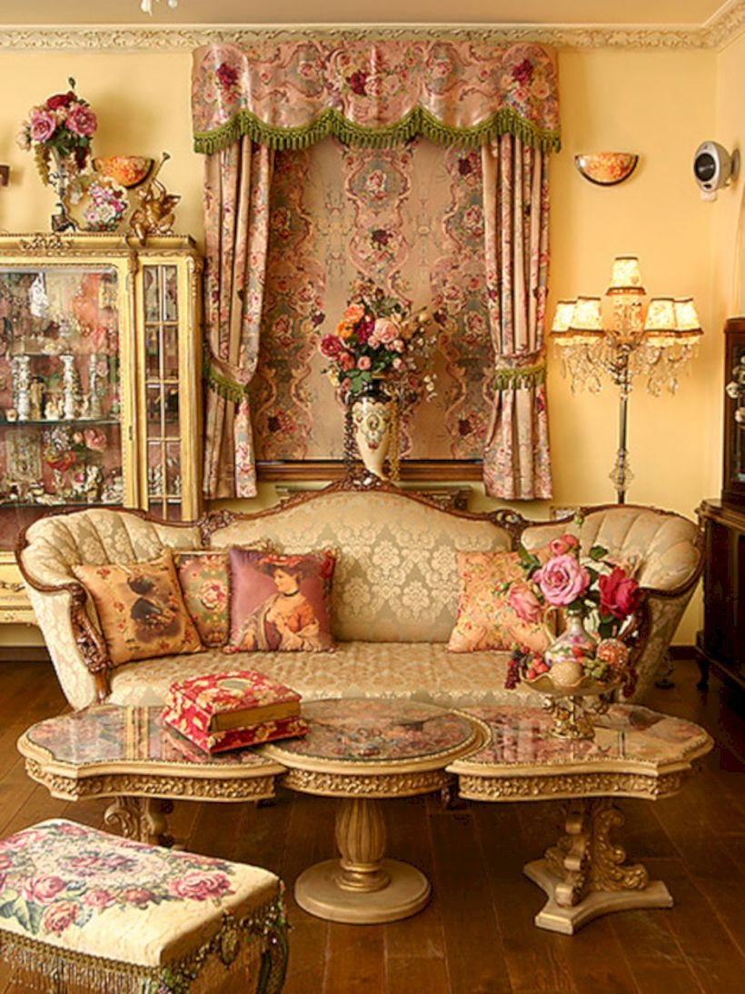 30 Adorable and Elegant French Country Decor - Matchness.com