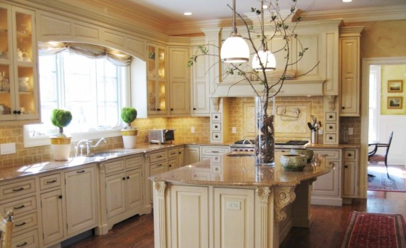Adorable and elegant french country decor 28