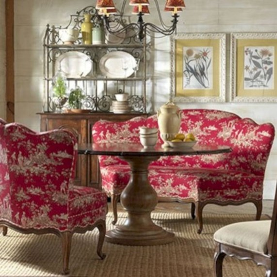 Adorable and elegant french country decor 29