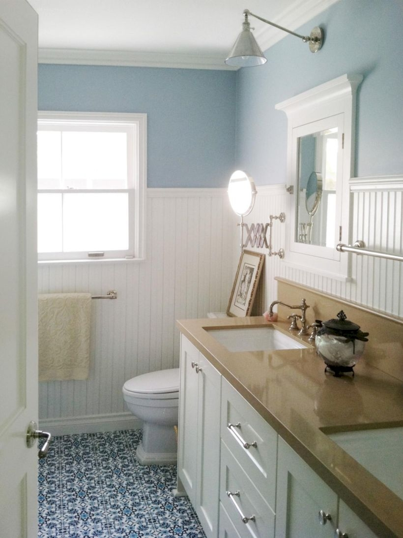 Amazing coastal retreat bathroom inspiration 09
