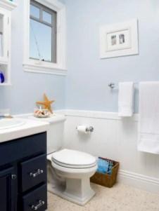 Amazing coastal retreat bathroom inspiration 21
