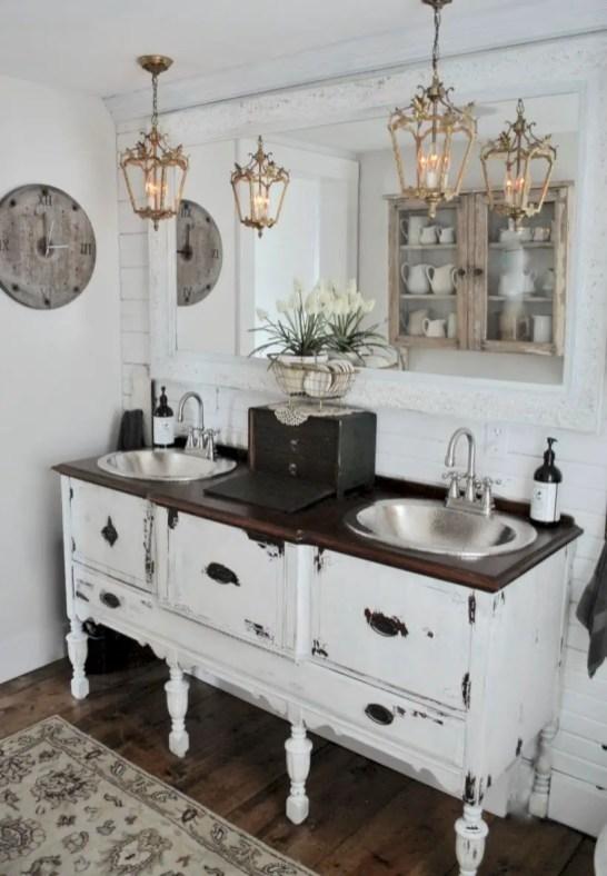 Amazing coastal retreat bathroom inspiration 34