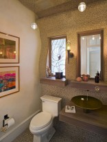 Amazing coastal retreat bathroom inspiration 35