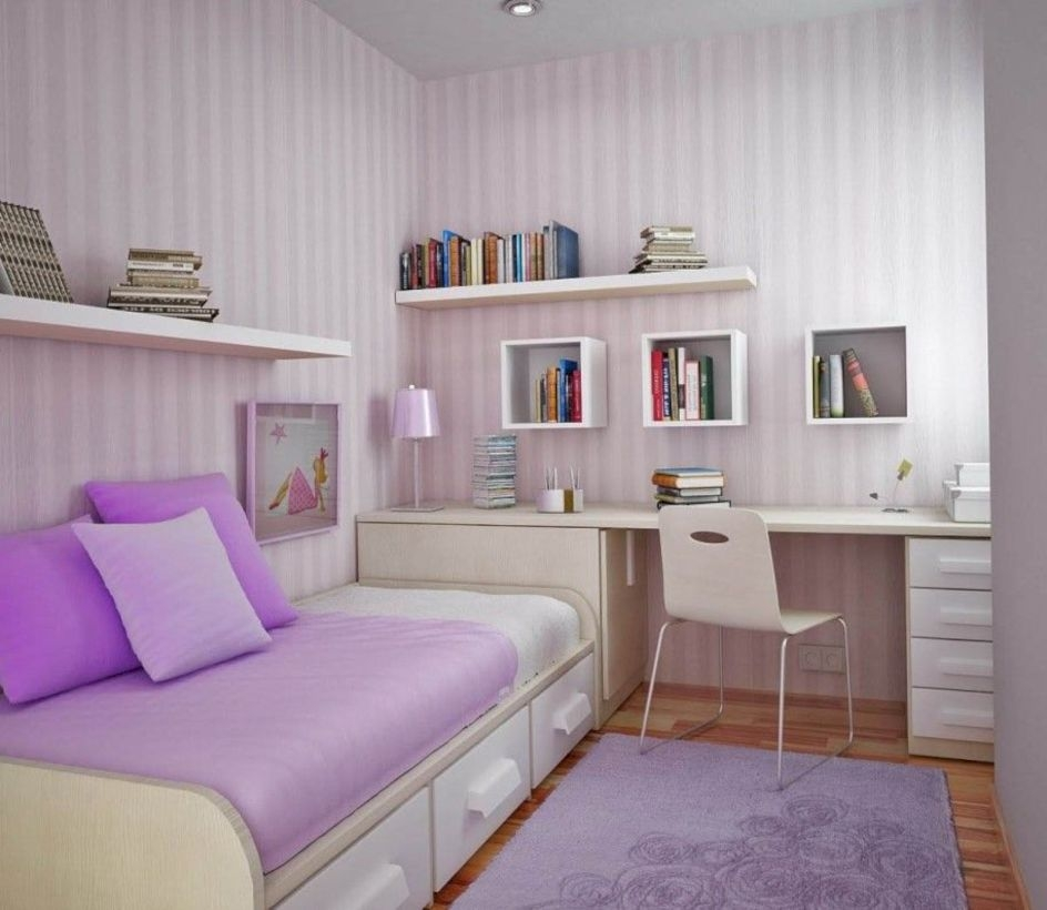 Amazing ikea teenage girl bedroom ideas 12