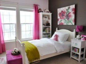 Amazing ikea teenage girl bedroom ideas 19