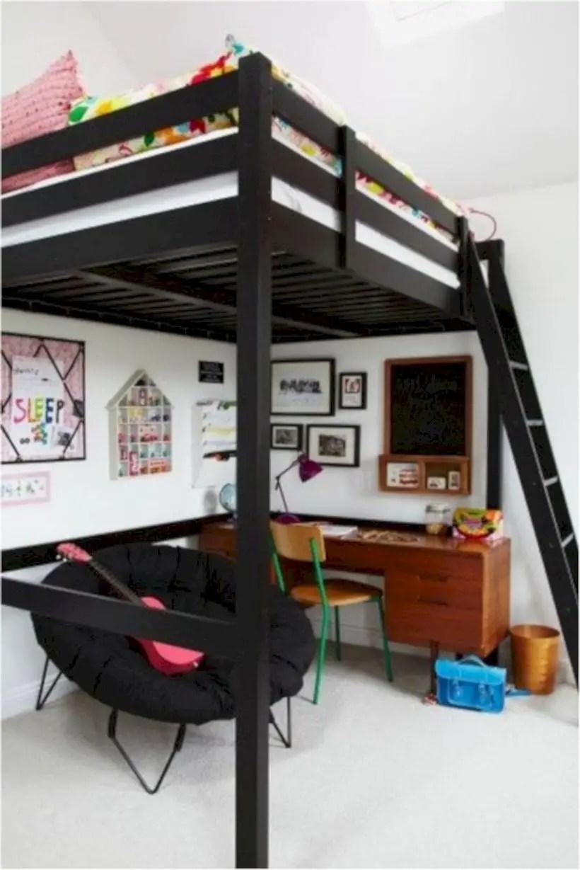 Amazing ikea teenage girl bedroom ideas 25