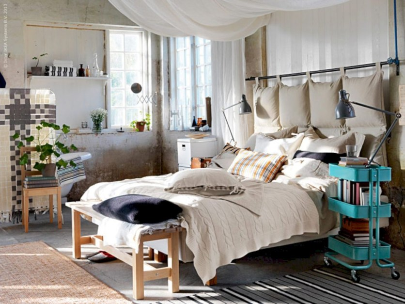 Amazing ikea teenage girl bedroom ideas 31