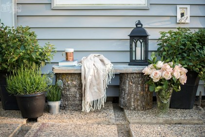 Awesome outdoor junk garden to reuse your old stuff 24