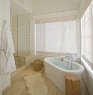 Bathtub and shower tile ideas to beautify your bathroom 05