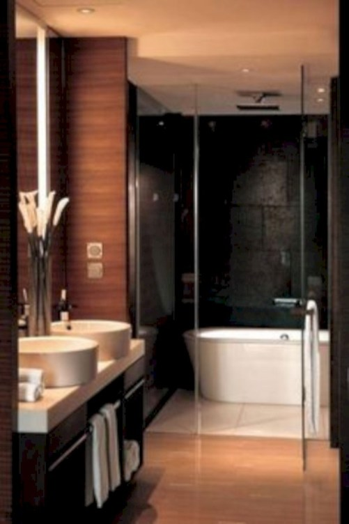 Bathtub and shower tile ideas to beautify your bathroom 10