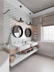 Bathtub and shower tile ideas to beautify your bathroom 23