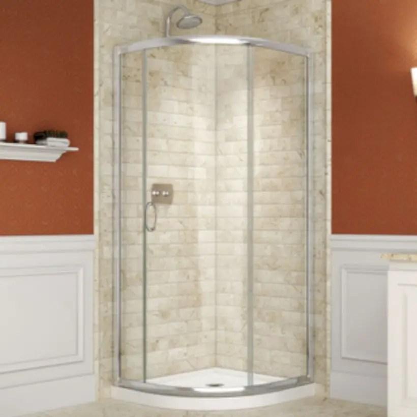 Beautiful bathroom frameless shower glass enclosure 37