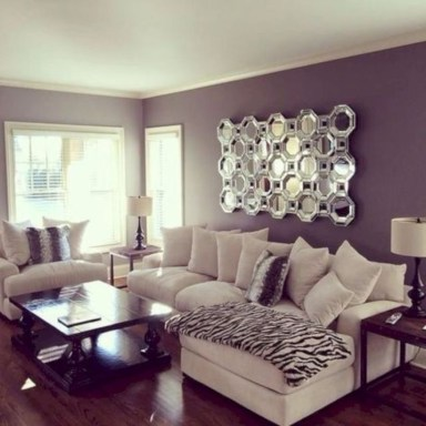 Beautiful living room design ideas with mirror 06
