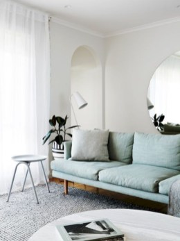 Beautiful living room design ideas with mirror 15
