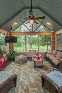 Beautiful porch ideas that will add value your home 12