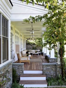 Beautiful porch ideas that will add value your home 28