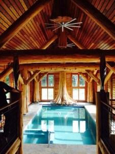 Beautiul log homes ideas to inspire you 06