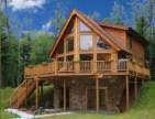 Beautiul log homes ideas to inspire you 09