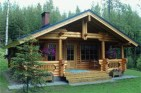 Beautiul log homes ideas to inspire you 11