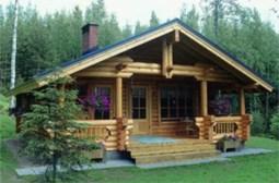 Beautiul log homes ideas to inspire you 11