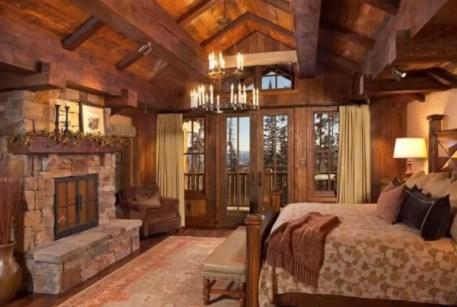 Beautiul log homes ideas to inspire you 16