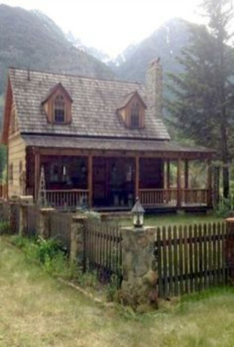 Beautiul log homes ideas to inspire you 17