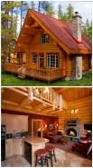 Beautiul log homes ideas to inspire you 27