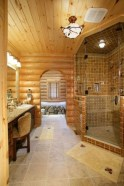 Beautiul log homes ideas to inspire you 28