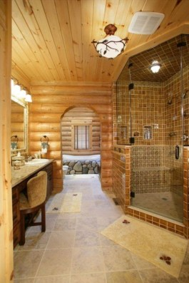 Beautiul log homes ideas to inspire you 28