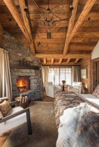 Beautiul log homes ideas to inspire you 30