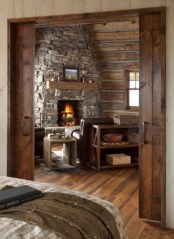 Beautiul log homes ideas to inspire you 35