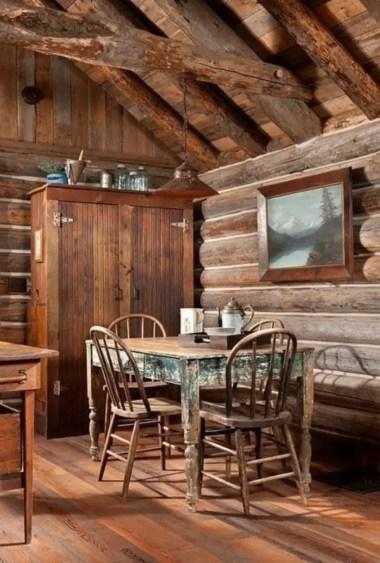 Beautiul log homes ideas to inspire you 36