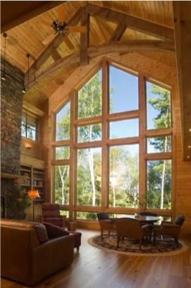 Beautiul log homes ideas to inspire you 40