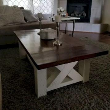 Best chunky farmhouse coffee table 28