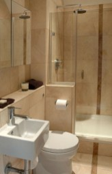Best classic glass block shower layout 03