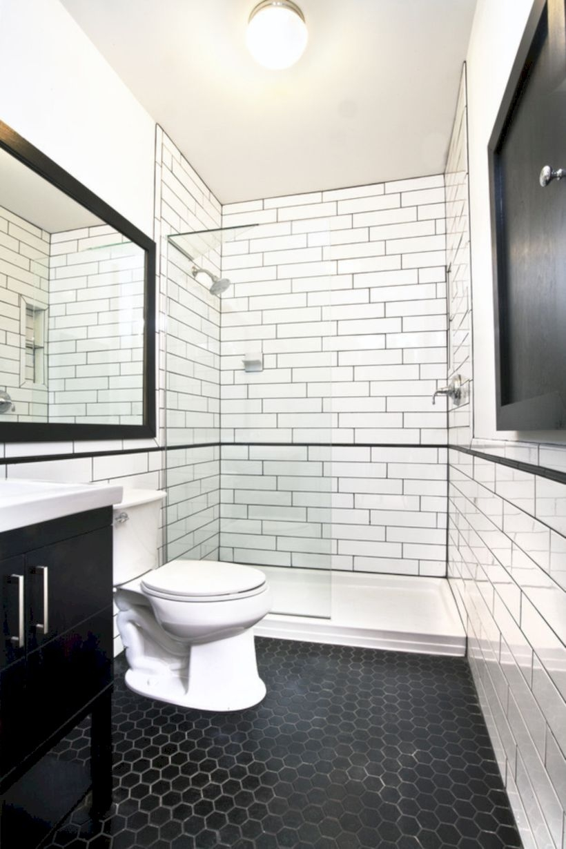 Best classic glass block shower layout 17