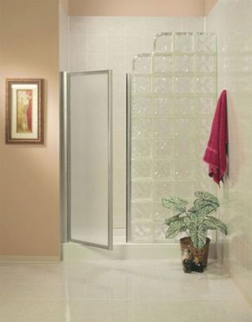 Best classic glass block shower layout 24