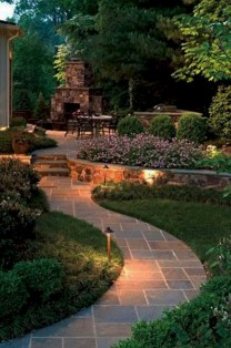 Best garden walkway to envy your visitor 02