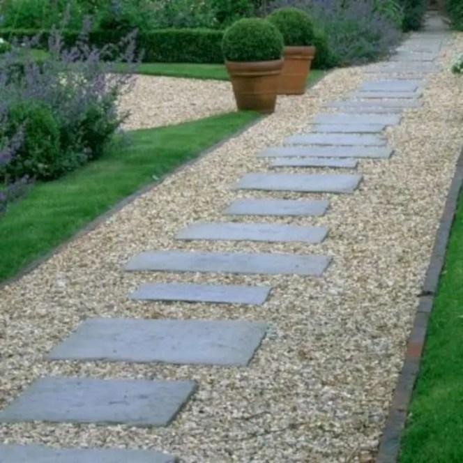 Best garden walkway to envy your visitor 17