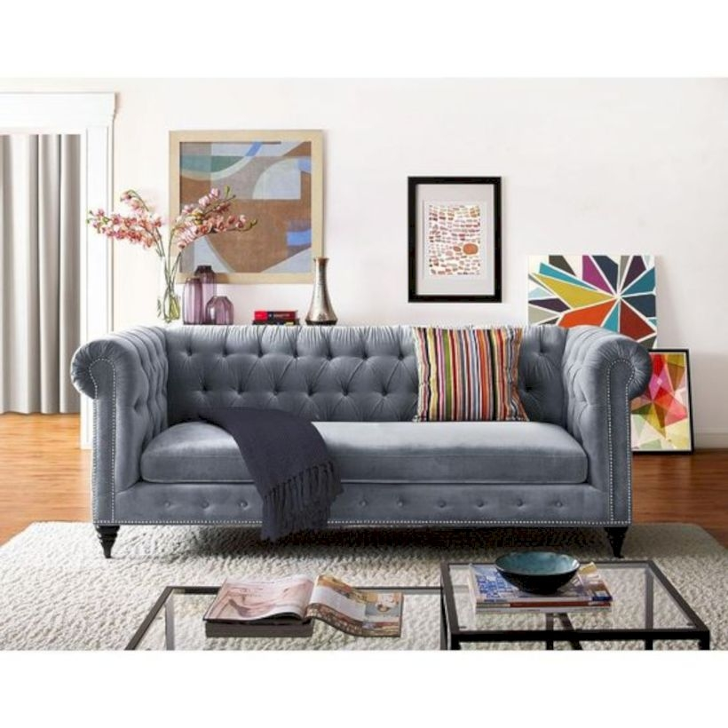 Best home furniture with gray color 04