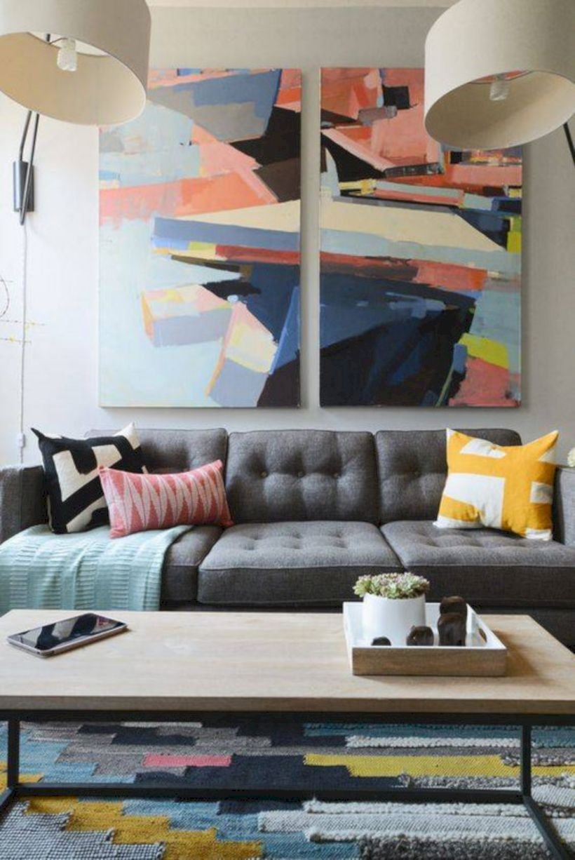 Best home furniture with gray color 12
