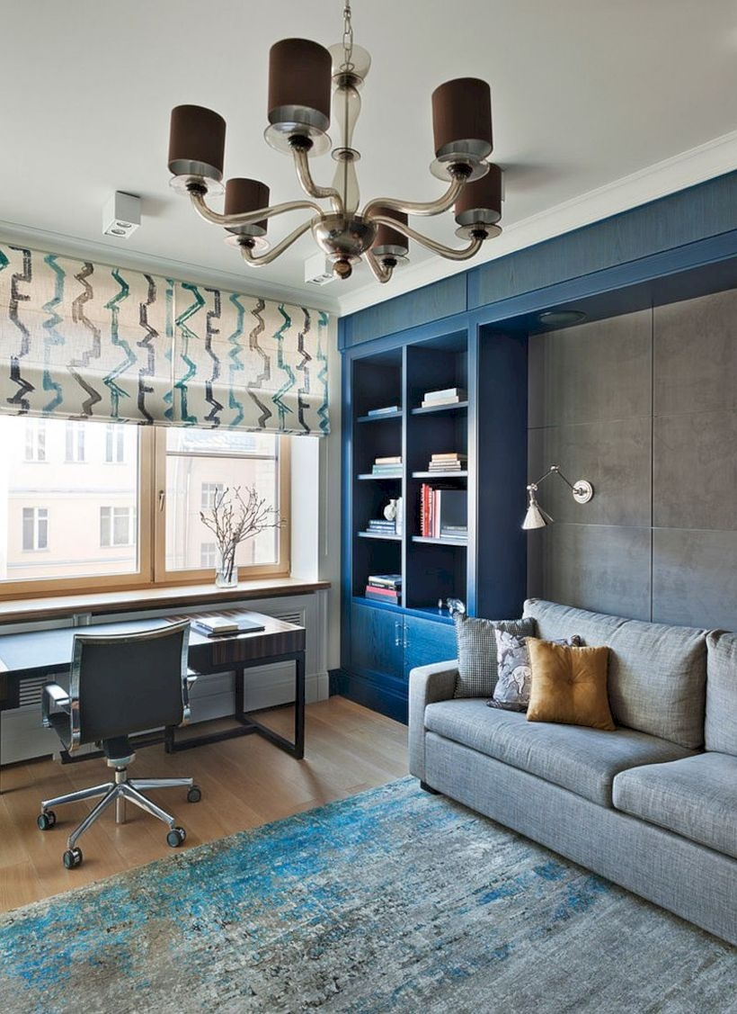 Best home furniture with gray color 18