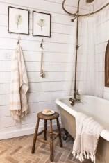 Best modern vintage bathroom reveal 02