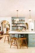 Charming custom kitchens cabinets designs 24
