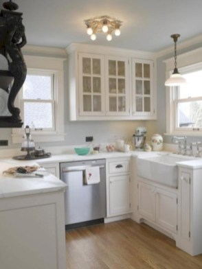 Charming custom kitchens cabinets designs 29