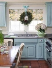 Charming custom kitchens cabinets designs 38