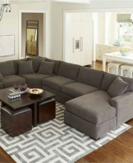 Comfortable sectional sofa for your living room 01