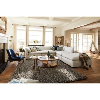 Comfortable sectional sofa for your living room 10