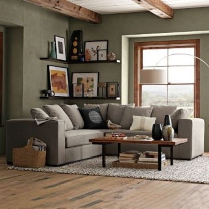 Comfortable sectional sofa for your living room 11
