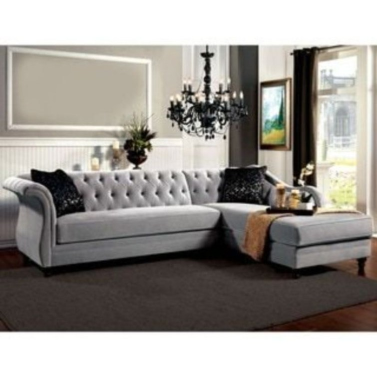 Comfortable sectional sofa for your living room 18
